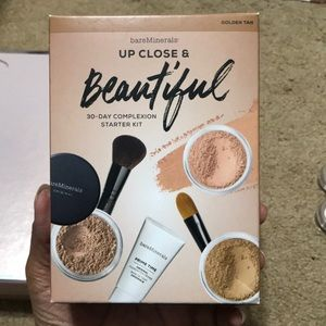 bareMinerals 30 Day Complexion Kit- Golden Tan